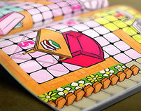 La Alfombra Rosa - Juego de mesa