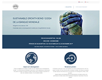 Web Development | WordPress | Sustainable Bond