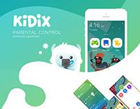 Kidix - Parental Control