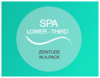 Zen SPA Lower-third