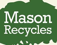Mason Recycles