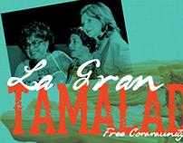 Publication: La Gran Tamalada Poster