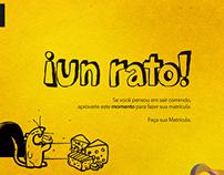 Cartazes Centro de Idiomas