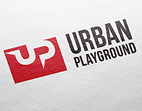 Urban Playground (Parkour Gym) – Identity Design