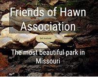 Friends of Hawn Association Website