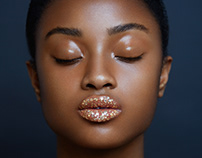 """""""Golden Hour"""" Editorial published in Lucy's Magazine#38"""