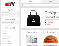 eBay | Website Redesign
