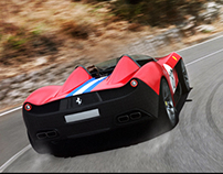 Ferrari F 620 Testa rossa
