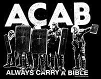 ACAB shirt/sticker