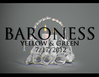 Baroness Yellow & Green Teaser