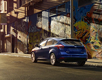 Ford Focus Reveal