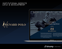Menard Polo | Interface Design & Development