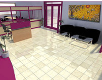 Viva Afya Office Interior Concept