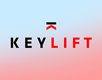Keylift branding