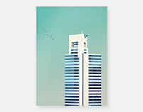 Concrete Living - Poster Series
