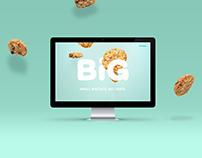 Big Biscuits - Branding & Website