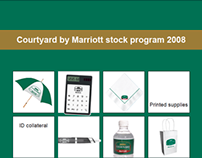 Marriott Hotels Stock Program Catalogs