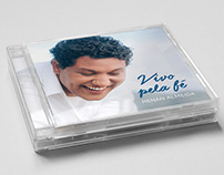 CD Vivo pela Fé - Renan Almeida