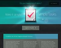 SimpleTasks Metro UI App