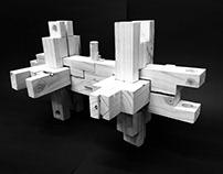 TCII Ej4. Composición tectónica. El nudo