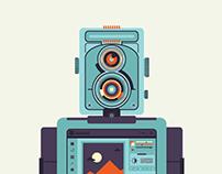 Robot Cam's
