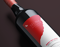 Selina Greek Wines collection