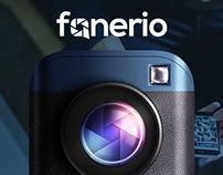 Fanerio app icon