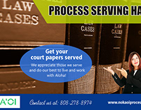 Process Serving Hawaii