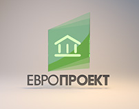 EuroProject logo animation