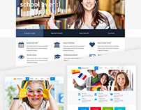 PE School WordPress theme
