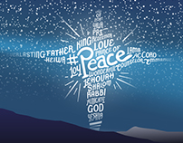#Peace | Christmas Campaign