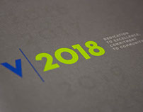 Vision 2018 Graphic Identity - DePaul University