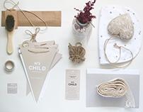 Baby Shower Concept, Setting, Logo, Stationery
