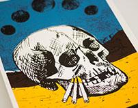 Tarot Card Poster (Death XIII)