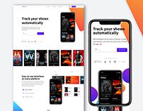 Show Keeper  Website Design