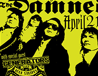 The Generators along with The Damned!