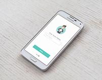 Service Provider | Android UI Design