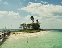 Belitung #1: Blue