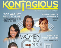 Kontagious Magazine . July / September
