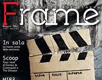 """""""FRAME"""" / Gianluca De Petris"""