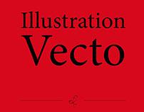 Chapitre Illustration Vecto