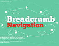What is a breadcrumb?