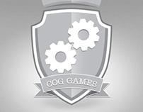 Cog Games Logo