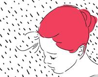 chove vermelho