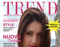 """""""TREND ITALIA"""" / Valentina D'Inverno"""