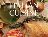 Italian Cuisine Book