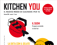 """KITCHEN YOU"" / Francesca Merzetti"