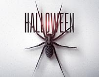 Halloween Minimalist Flyer v2