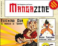 """MANGAZINE"" / Alessio Lattanzi"