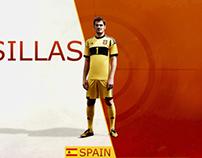Spain team Designs